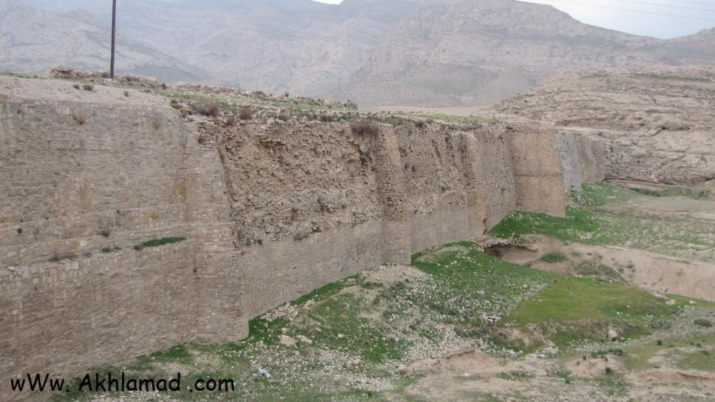 بند اخلمد (سد تیموری)
