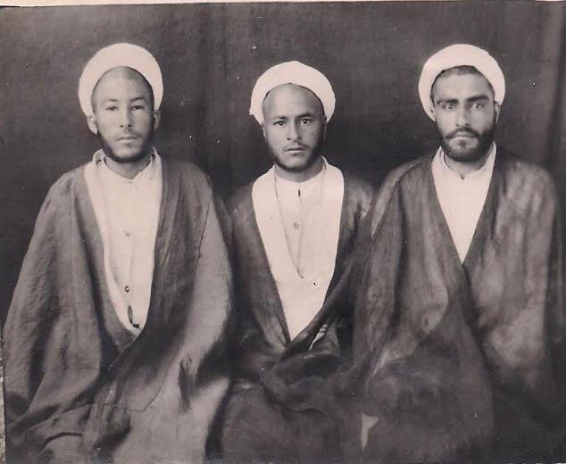 دوران طلبگی شیخ ابراهیم غفاری