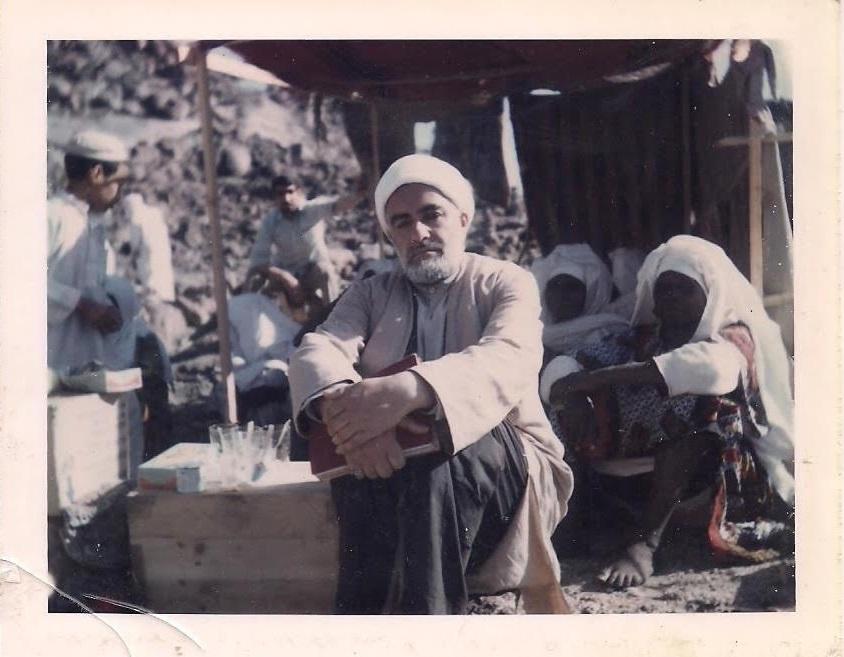 سفر حج؛ شیخ ابراهیم غفاری